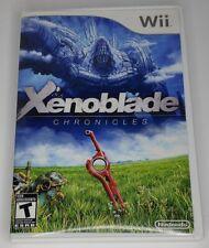 Xenoblade Chronicles Nintendo Wii