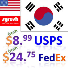 Package Forwarding Service from USA to Korea Syrush Address Free Consolidation
