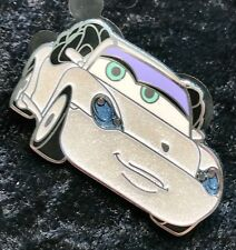 Disney Pin Cars as Star Wars Characters SALLY as PRINCESS LEIA Pixar