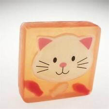 Fruit Fragrant Wash Face Soap Handmade Washing Supply Cartoon Shape YW