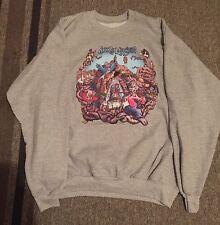 NWT Disney Splash Mountain Sweat Shirt LARGE L ADULT SWEATSHIRT