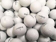 100 x PINNACLE REFINISHED GOLF BALLS PRACTICE QUALITY USED LAKE