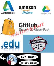 EDU EMAIL CUSTOM NAME + UNLIMITED GOOGLE DRIVE + 6 MONTHS AMAZON PRIME & MORE