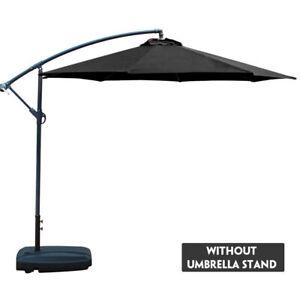 Umbrella Canopy Cover Waterproof UV Resistant Sunshade Outdoor Beach Garden Tent