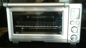 Breville Convection Smart Oven Countertop Stainless Steel BOV800XL/A WORKS GREAT