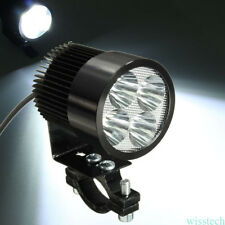 Super Bright 12V-85V 20W LED Spot Light Head Lamp Bulb Motor Bike Car Motorcycle