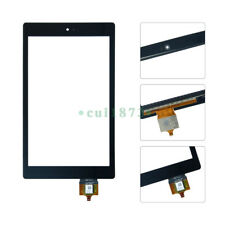 USA Touch Screen Digitizer (NO LCD) For Amazon Kindle Fire HD 8 HD8 6TH- PR53DC