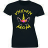 Magical Unicorn Mom - Cute Mothers Day Gift Women's Premium T-shirt Tee