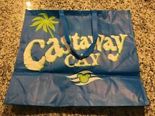 Disney Cruise Line - Castaway Cay - Exclusive - Reusable Tote Bag - Set Of Three