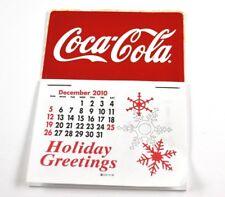 Coca-Cola Coke USA Taschenkalender Abreißkalender Kalender Pocket Calendar 2011