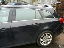 2010 vauxhall insignia estate n/s/r door in z22c black