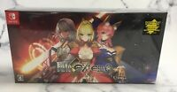 Fate / EXTELLA LIMITED BOX Switch Japan version