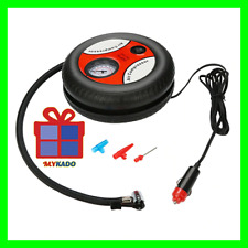 Pump Air Car Inflator Bicycle Bike Tire Tyre Foot Electric Portable Motorcycle