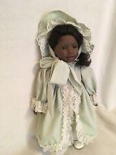 """FAITHFUL FRIENDS by Heidi Ott ELLIE African American 18"""" Doll"""