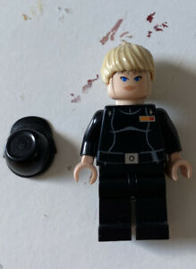 LEGO STAR WARS LEGENDS MINIFIGURE - JUNO ECLIPSE WITH HAIR (SW0182) 7672 7656