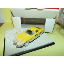 FERRARI 275 GTB/4 RALLYE MONTE CARLO 1966 SUR DIORAMA BEST 9601 1:43 Abd