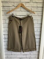Home Mummy London Khaki Size M Ladies Maternity Shorts