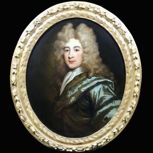 Alexis-simon Belle (1674 - 1734) Amazing 18th Century Original Oil Painting