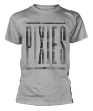 Pixies 'Distressed Logo' T-Shirt - NEW & OFFICIAL!