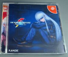 Sega DreamCast The King of Fighters 2001 Japan DC F/S