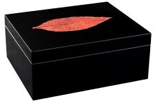 ADORINI SORRENTE DELUXE Superior Quality HUMIDOR - fits up to 68 Cigars