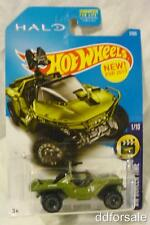 Halo UNSC Warthog Die-cast Model From HW Screen Time by Hot Wheels