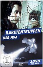 Missiles troupes de la NVA, 2 DVD 's, rda-musée-tutow