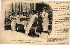 CPA Bar le Duc-Renommé pour ses Confitures de Groseilles (232587)