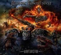 War Brigade (Ltd.Digipak) von Mystic Prophecy (2016) +1 Bonus Track NEU / SEALED
