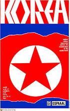 Political Cuban POSTER.Solidarity with KOREA.Asian.as10.Revolution Art Design