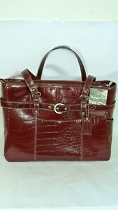 Superb McKlein tote laptop large bag Model: SERRA style: 35266