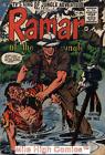 RAMAR OF THE JUNGLE (1954 Series) #3 Good Comics Book