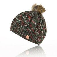 Regatta Unisex Frosty Hat Cap II Green Sports Warm Breathable