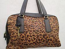 Sublime  sac à main  FOSSIL cuir  en excellent état bag /