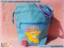 👜 POPPLES Vintage 1986 Borsa SMALL cute Shoulder BAG Potato Chip *NEW f/STORE!*