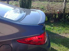 For Hyundai Accent Sedan Rear Wing Spoiler Primed 2011-2017 OE Style JSP 368044