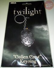 TWILIGHT =Cullen Crest KEY RING= metallic silver =NEW