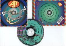 """AJT """"Doodly mission"""" (CD) 1995"""