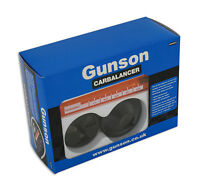 GUNSON CARB BALANCER TOOL • Easy read scale indicates the air flow