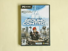 Ground Control Operation Exodus PC game boxed with manual