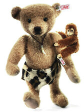 Steiff Teddy Bear Tarzan Johnny and Jocko Limited Edition 31cm 035104