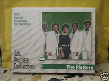 THE PLATTERS - THE GOLDEN COLLECTION - 2MC SIGILLATE