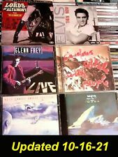 YOU-PICK 5 CDs $15 INC SHIPPING 900+ Titles Rock Jazz Classical Christian & more