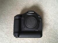 Canon EOS 1D Mark III 10.1MP Digital SLR Camera - Black (Body Only)