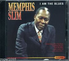Memphis Slim - I Am the Blues - New 14 Song European CD!