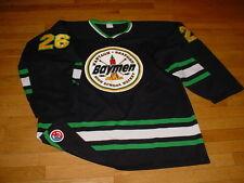 Vtg Wantagh Seaford Baymen High School Game Worn Hockey Jersey #27 Schementi XXL