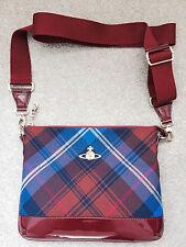 Vivienne Westwood Winter Tartan Bag NWT
