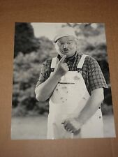 """""""The Benny Hill Show"""" 1986 Press Photo (Benny Hill)"""