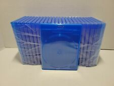 Official OEM Blu Ray Replacement Case for Movies Video Games with Logo