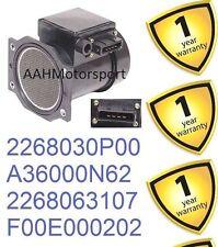 Mass Air Flow Meter Infiniti J30 Nissan 300 ZX Z32 2268030P00 , 2268063107